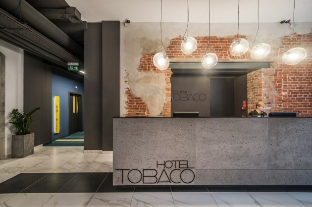 Tobaco Hotel by EC-5
