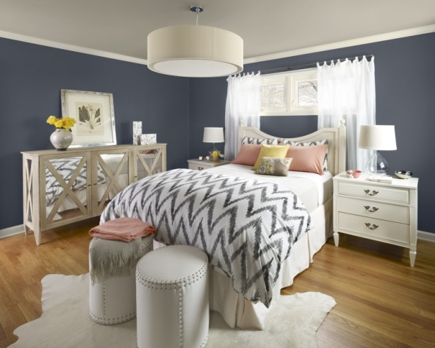 navy blue bedroom ideas 20 marvelous navy blue bedroom ideas 16500