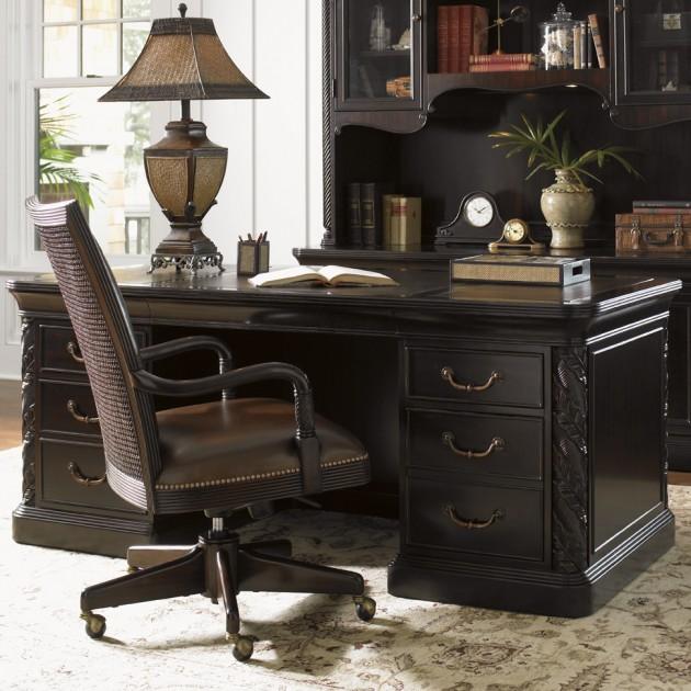 15 Elegant Office Suite Designs
