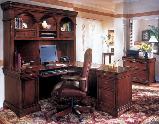 15 Elegant Office Suite Designs