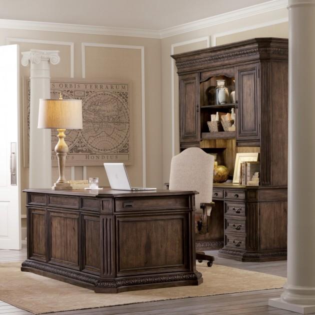 15 Elegant Office Suite Designs, Elegant Office Furniture