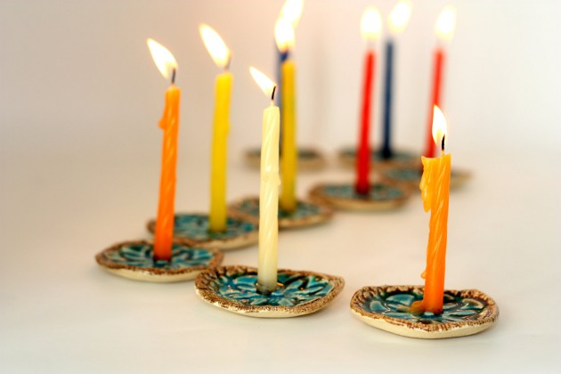 15 Incredible Handmade Candle Decoration Ideas (1)