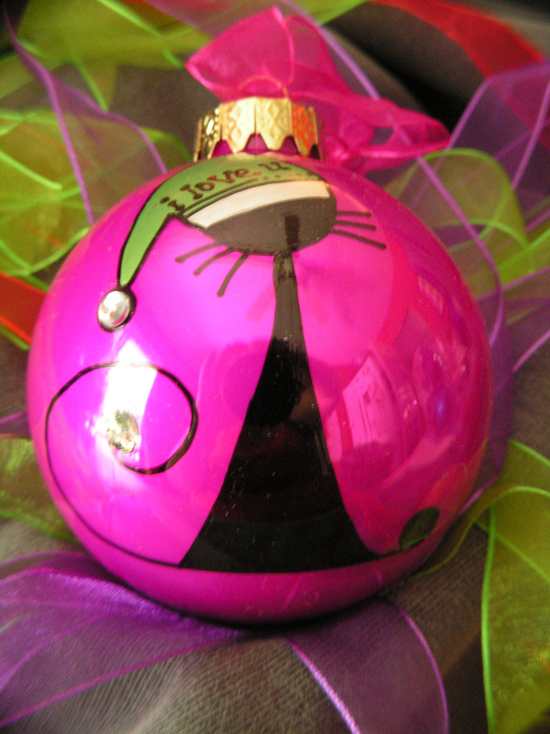 15 Really Cool Christmas Tree Ornaments (2)