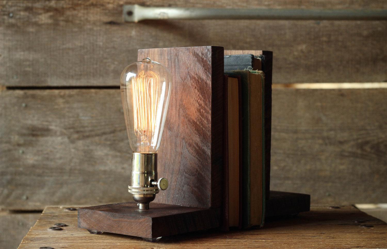 Светильник с лампой эдисона своими руками
