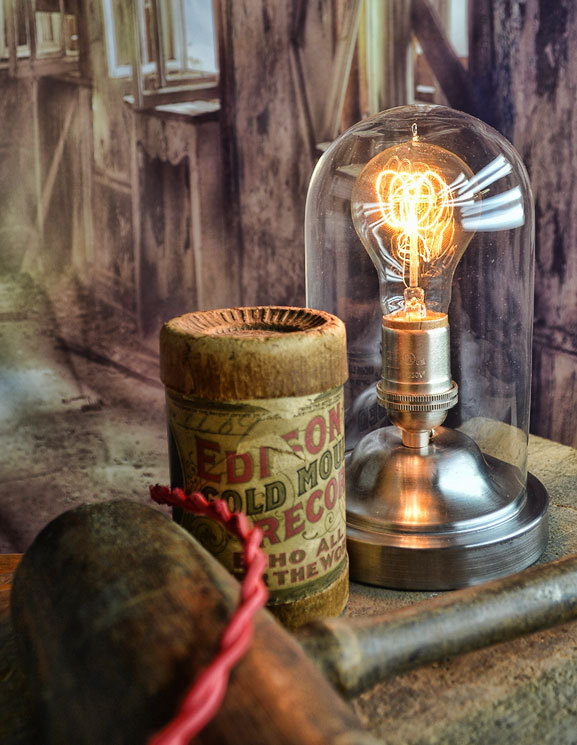 15 Whacky Industrial Lamp Designs