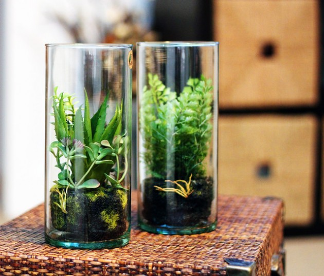 23 Great Ideas To Freshen Up Your Home With Mini Terrarium