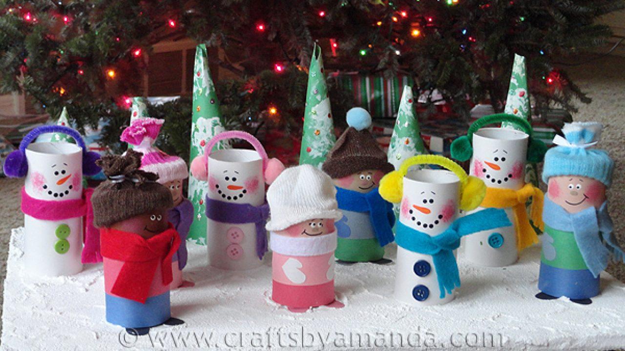 20 Last Minute Budget Friendly DIY Christmas Decorations
