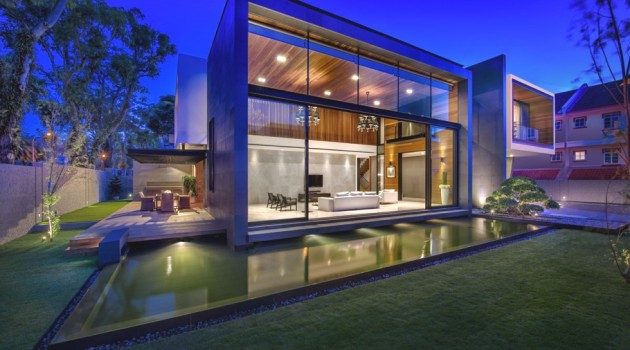 Mimosa Road- Ultra Luxury Home in Singapore