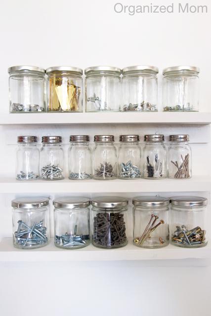 32 idee creative per organizzare e ordinare la casa fai da te creativo - Oggetti camera da letto ...