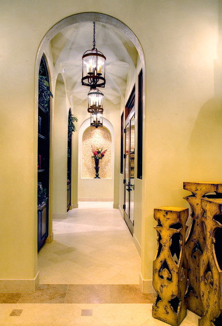 23 Beautiful Hallway Lighting Design Ideas