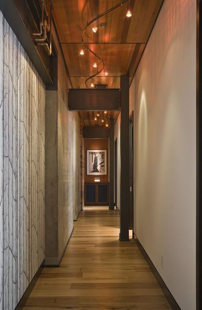 23 Beautiful Hallway Lighting Design Ideas