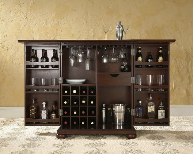 19 Classy Bar Designs for New Year's Party (5)