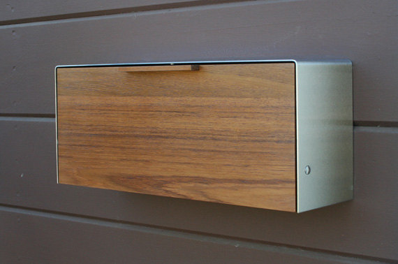 20 Beautiful Handmade Mailbox Designs
