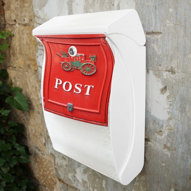20 Beautiful Handmade Mailbox Designs