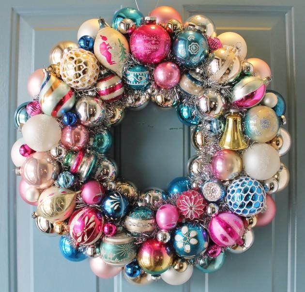 20 Stunning Handmade Christmas Wreaths