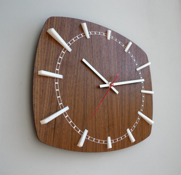 How to Make a Unique Wall Clock