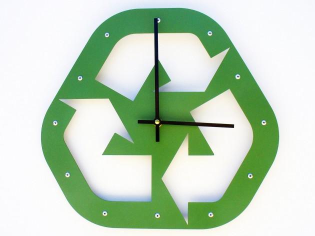 20 Stunning Amp Unique Handmade Wall Clocks