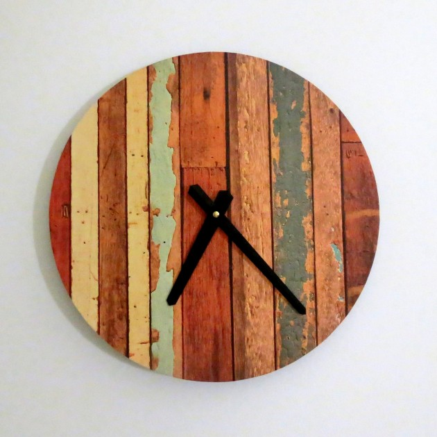 20 Stunning & Unique Handmade Wall Clocks (5)