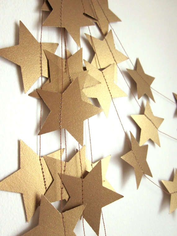 30 Sparkling New Year's Eve DIY Party Decorations