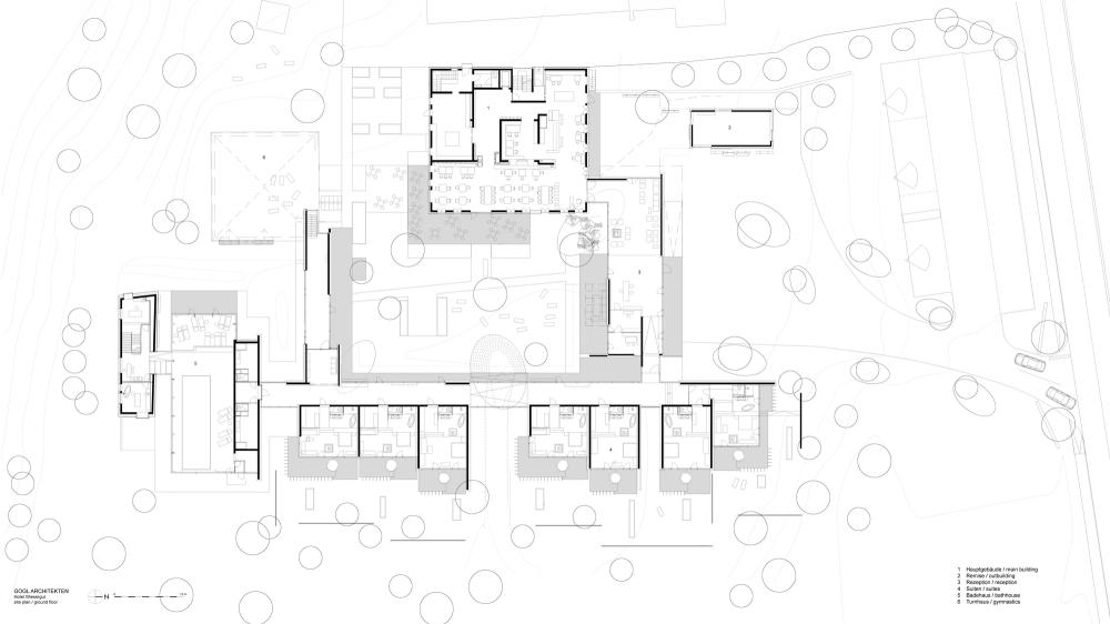 Hotel Wiesergut by Gogl Architekten