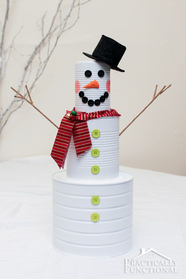 30 cute recycled diy christmas crafts - Recycled Christmas Decor