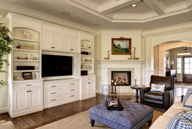31 Elegant Traditional Living Room Designs For Everyday Enjoyment