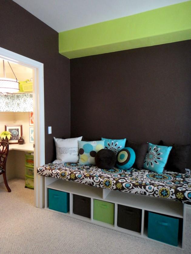top 31 super smart diy storage solutions for your home improvement Diy Bedroom Storage