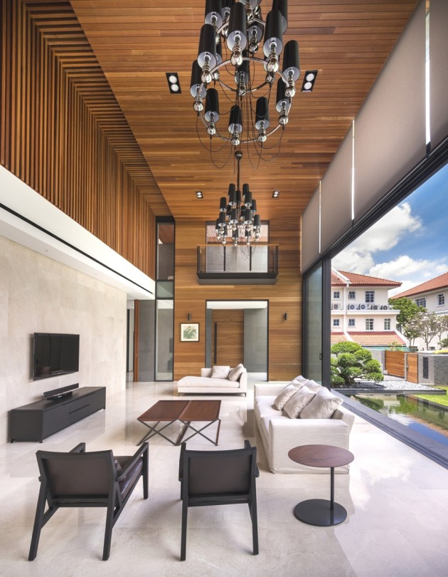 Mimosa Road  Ultra Luxury Home in Singapore