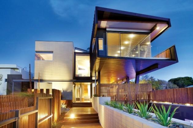 The Coronet Grove Residence in Melbourne, Australia