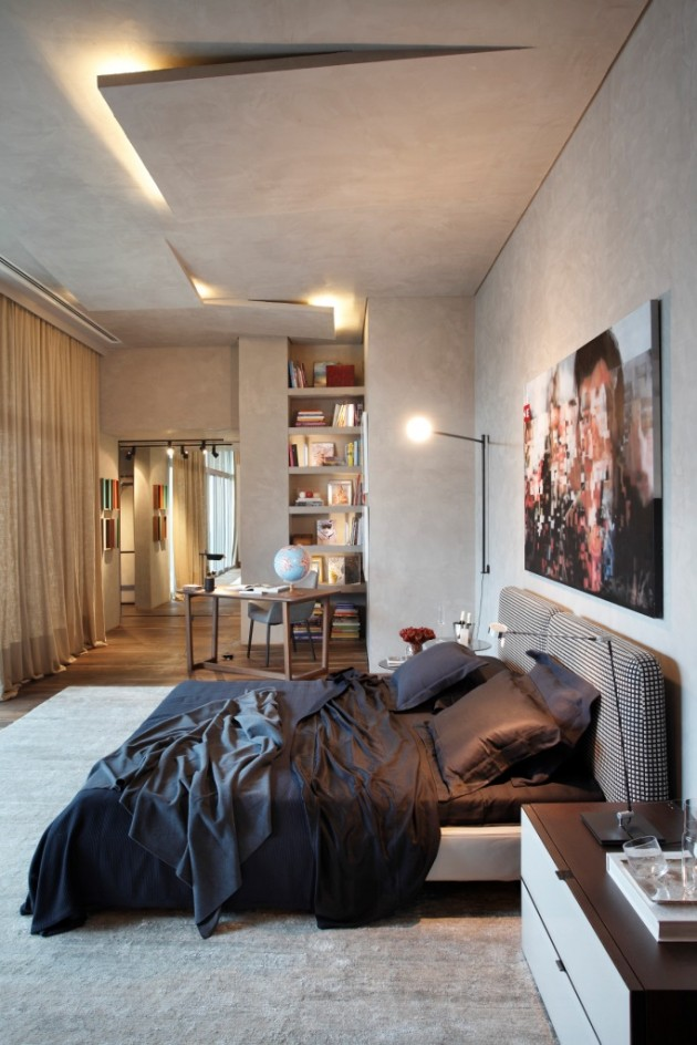 Awesome Design of Casa Cor 2013 by Gisele Taranto