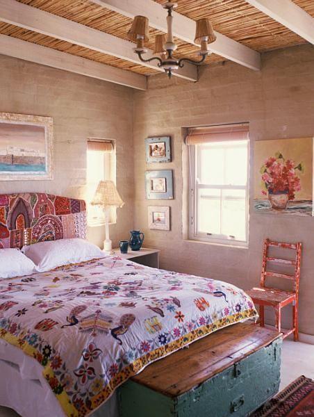 fascinating boho chic bedroom ideas