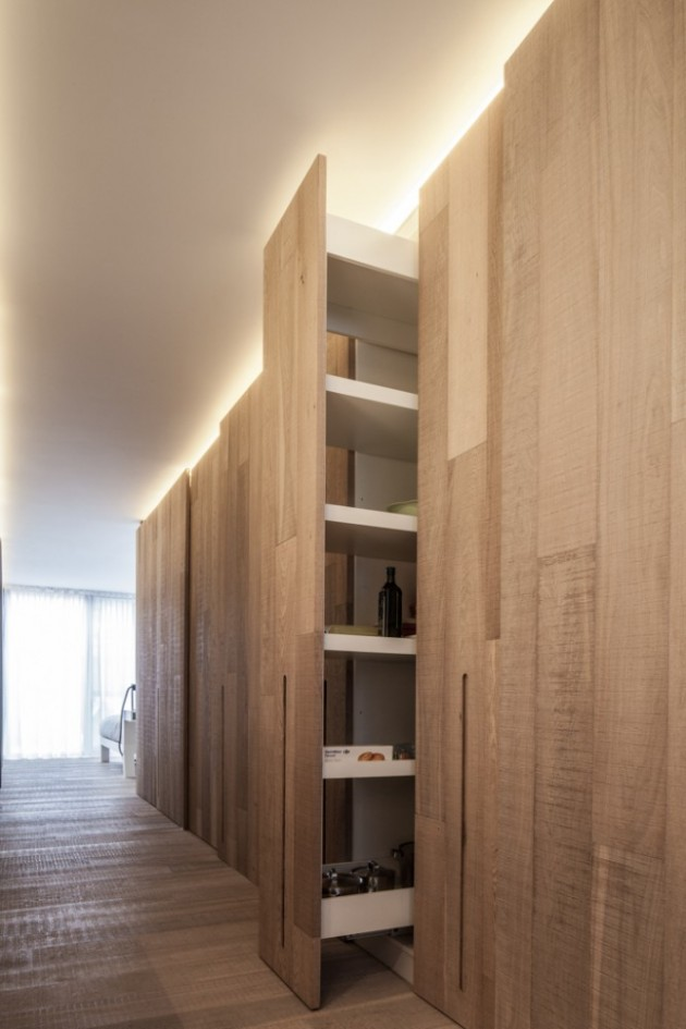 Loft MM by C.T. Architects