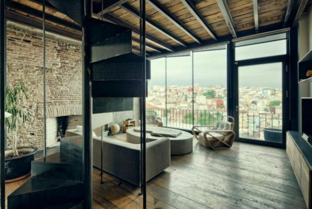 Amazing Historical Four Floors Boutique Hotel in Istanbul