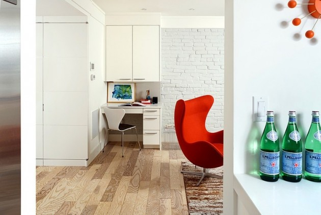 Eclectic Basement Apartment by Donald Lococo