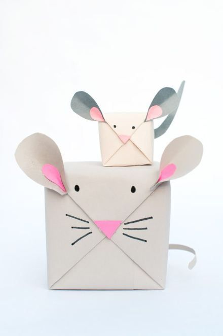 25 Cute DIY Gift Wrapping Ideas for Kids
