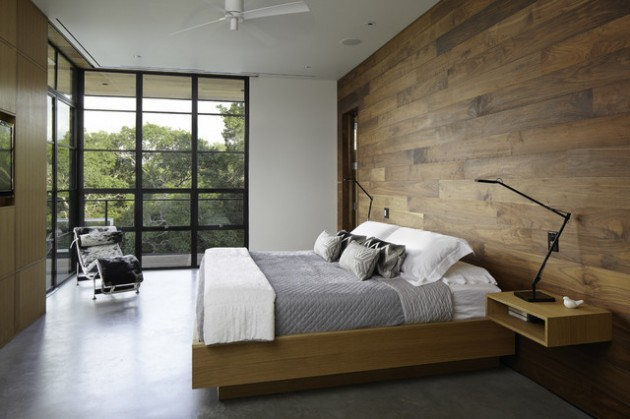 24 Sleek Interior Design Ideas with Wooden Accents
