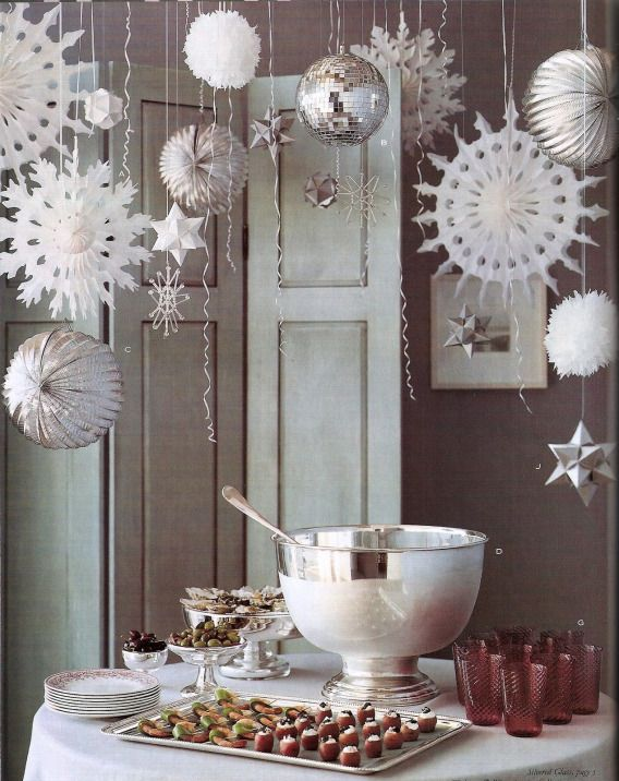 30 sparkling new years eve diy party decorations