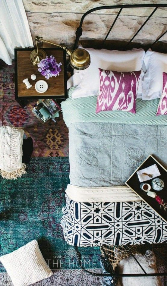 30 Fascinating Boho Chic Bedroom Ideas