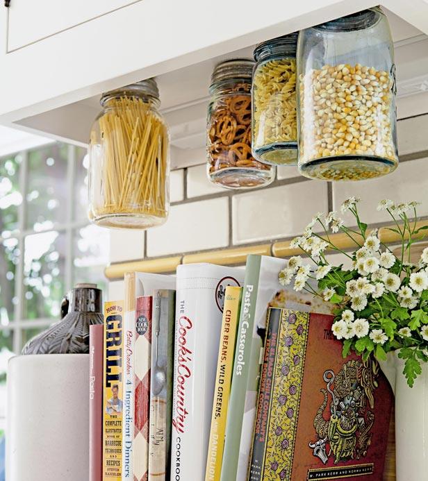 32 idee creative per organizzare e ordinare la casa fai for Oggetti fai da te per arredare casa