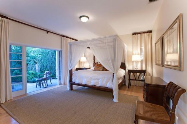 Coastal Bedrooms Decorating
