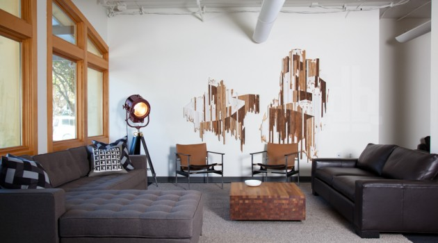 Instagram Office in San Francisco – Synonym for Amazingly Elegance and Pleasance