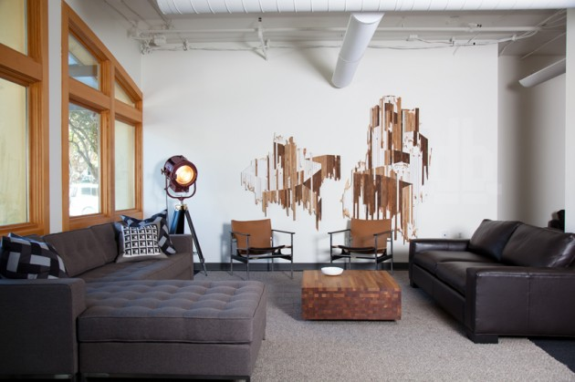 Instagram Office in San Francisco   Synonym for Amazingly Elegance and Pleasance