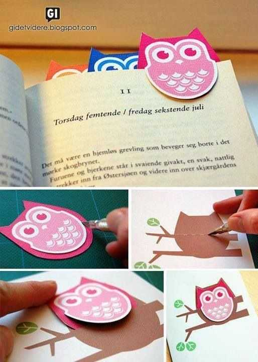 25 Creative DIY Bookmarks Ideas