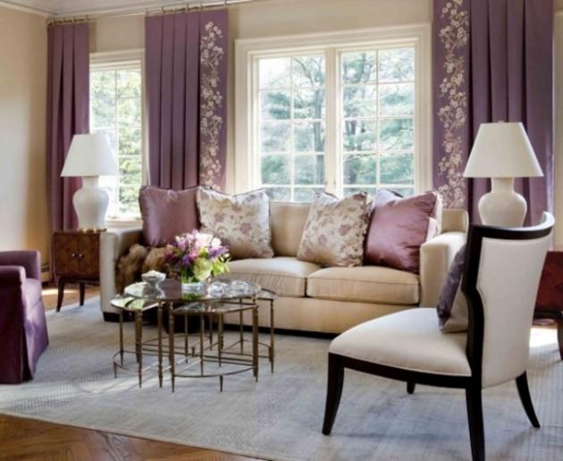 23 Amazing Purple Interior Designs