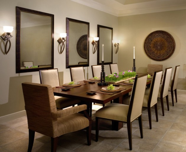 Dining Room Centerpiece Designs, Dining Room Table Centerpieces Modern