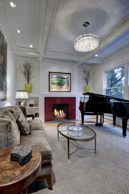 How To Decorate A Short Narrow Living Room: 19 Creative Ways How To Decorate Living Room With Piano
