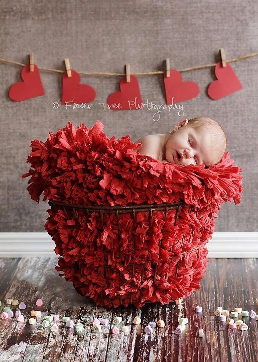 30 Cute Valentine's Day Children Photos