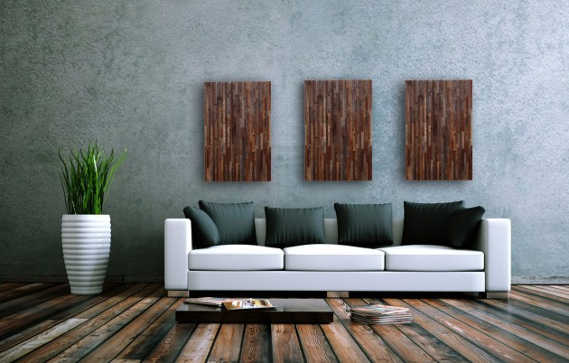 Wooden Coat Rack Wall Rustic