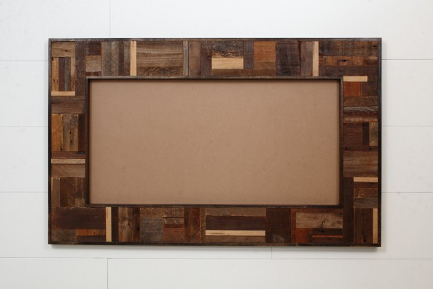 16 Magnificent Examples of Reclaimed Wood Wall Art (7)