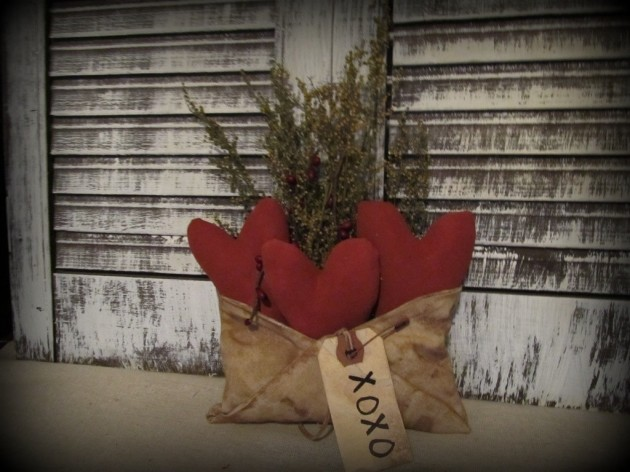 18 Various Wonderful Valentine's Decorations for Your Home